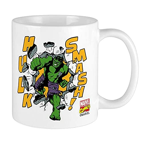 Hulk Smash - Tazas de café únicas