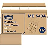 Tork Universal MB540A Multifold Paper Hand Towel, 1-Ply, 9.5