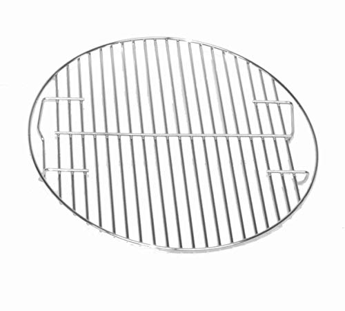 Weber 85029 13.5' Upper Cooking Grate for 14.5' Smokey Mountain Cooker