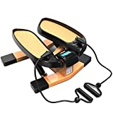 LJYLF Fitness Mini Stepper, Silent Mini Stepper Fitness/Perte de Poids pour l'entraînement des Jambes et des Fesses
