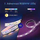 Zoom IMG-2 striscia led rgbww intelligente meross