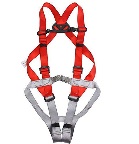 GAOHAILONG Installation d'extérieur/d'escalade/rappel Fire Rescue/Grotte afin de protéger l'ensemble du corps ceintures