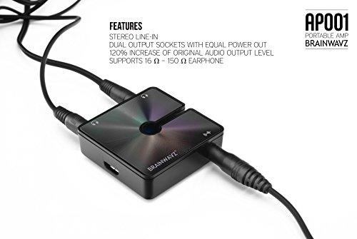 Buy Brainwavz AP001 Portable Headphone Amplifier