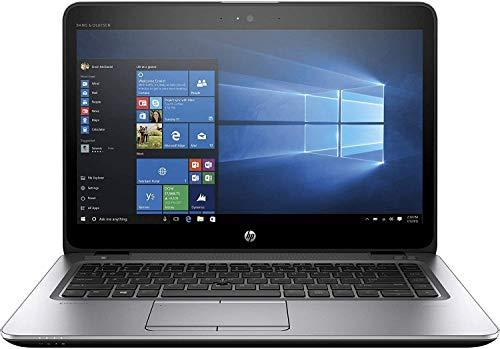 "HP EliteBook 840 G3 Laptop - 14"" Business Laptop - Intel Core i7-6600U 256GB SSD, 16GB DDR4 RAM, FHD 14"" Display (1920x1080), Webcam, Windows 10 Pro (Renewed)"