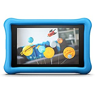 """Amazon Fire for Kids Kid-Proof Case for Fire HD 8 (8"""" Tablet, 7th and 8th Generation - 2017 and 2018 release), Blue:Autobit"""