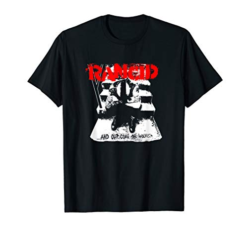 Rancid - And Out Come The Wolves - Official Merchandise T-Shirt