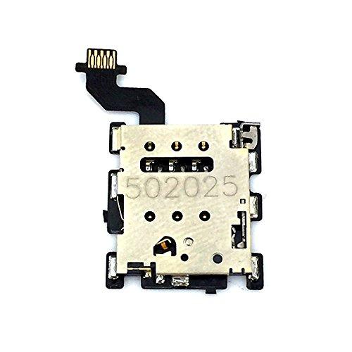 BisLinks® SIM Tray Karten Slot Reader Halter Flex Cable Ersatz Reparatur Für HTC One M8