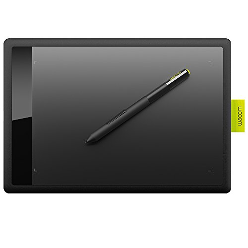 Wacom CTL-471 ONE Small Graphic Tablet, PC/Mac, Graphic Tablet with Pen