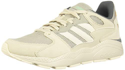 Adidas CRAZYCHAOS, Zapatillas para Correr para Mujer, Alumina/Metal Grey/FTWR White