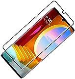Lot de 3 protections en verre trempé 3D incurvées et incurvées pour LG Velvet LG G9.