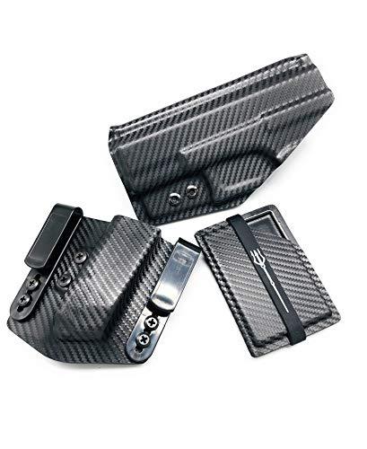 Neptune Concealment CZ 75D PCR Compact IWB Kydex Gun Holster, Mag Pouch & Wallet - Veteran Made USA - Triton Series
