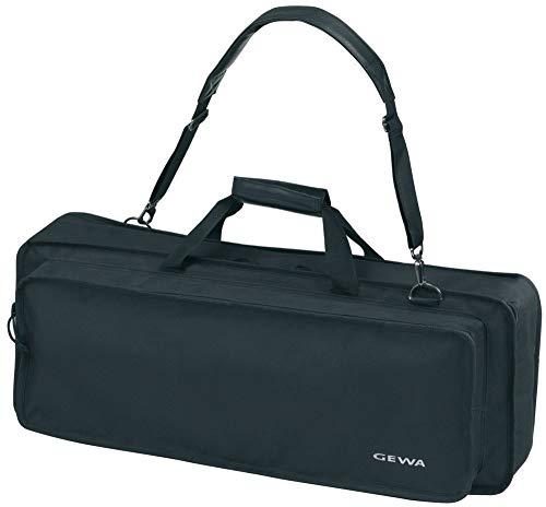 Keyboard Gig Bag Basic, 98x43x17 cm , mit Notentasche, schwarz, reiß- und wasserfest
