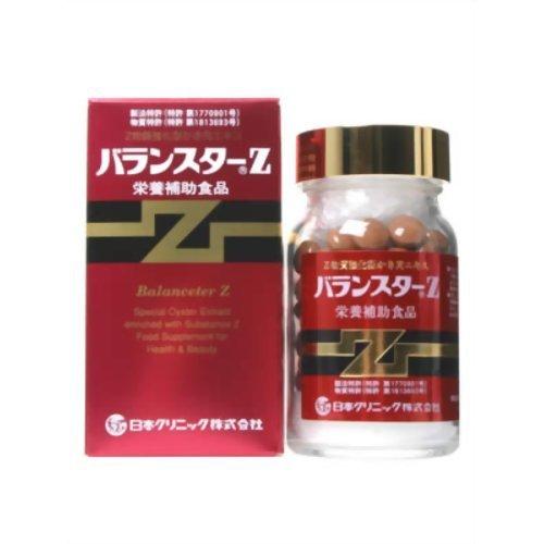日本クリニツク バランスターZ 120粒 [2507]