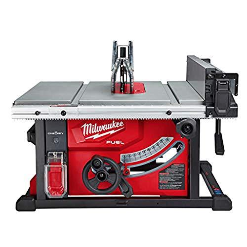 Milwaukee Electric Table Saw Tool