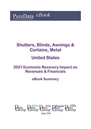 Shutters, Blinds, Awnings & Curtains, Metal United States Summary: 2021 Economic Recovery Impact on Revenues & Financials (English Edition)