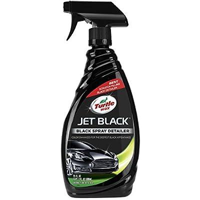 car black spray