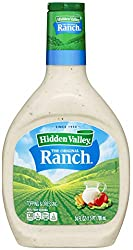 Hidden Valley Original Ranch Salad Dressing & Topping, Gluten Free - 24 Ounce Bottle (Package May Va