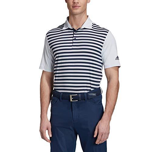 adidas Golf Mens 2020 Ultimate Merch - Polo elástico de 3 colores