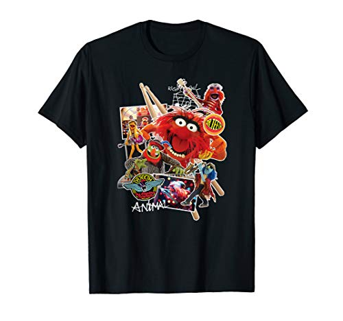 Disney Muppets Animal Dr. Teeth and the Electric Mayhem T-Shirt