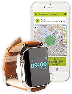 Nock Senior 2 - Orologio GPS per Alzheimer o anziani
