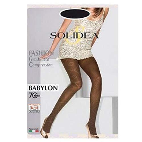 Solidea Babylon panty 70 Moka maat 4-10 g