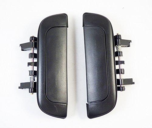 extérieur Poignée de porte arrière droite gauche 2 pcs 82840–60 G00 NEUF s'adapter pour 1995 1996 1997 1998 1999 2000 2001 Esteem 1.6L 1.8L