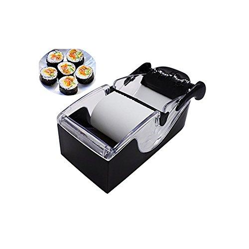 EQLEF Sushi Maker Rouleau bricolage Parfait Roll Machine gadget de cuisine, Sushi Rouleau