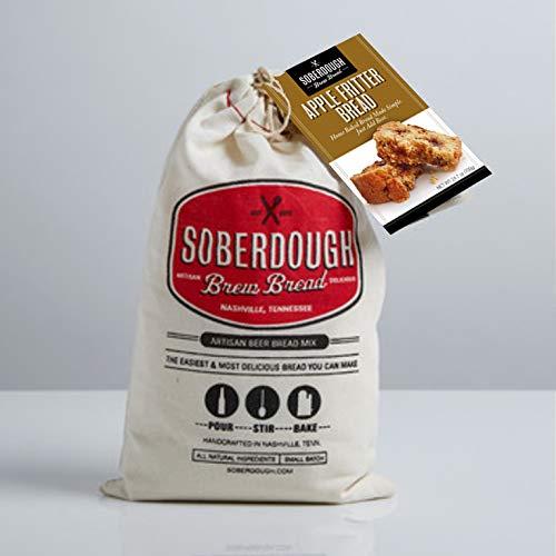 Soberdough Bread Mixes - Various flavors (Apple Fritter)