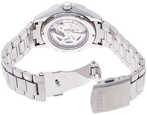 『[シチズン]CITIZEN 腕時計 CITIZEN-Collection シチズンコレクション メカニカル 日本製 シースルーバック NP1010-51E メンズ』の4枚目の画像