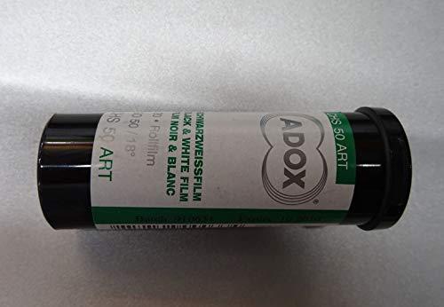 Adox CHS 50 Art 120 schwarz/Weiss Film Ablauf 10/2010