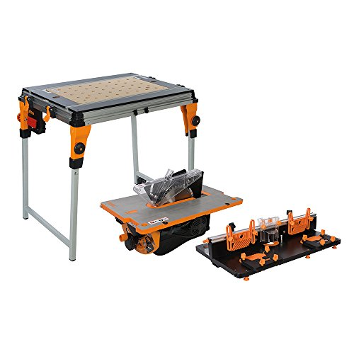 Triton Workcentre TWX7 Werkbank mit Tisch Router / Auftragnehmer Tischkreissäge