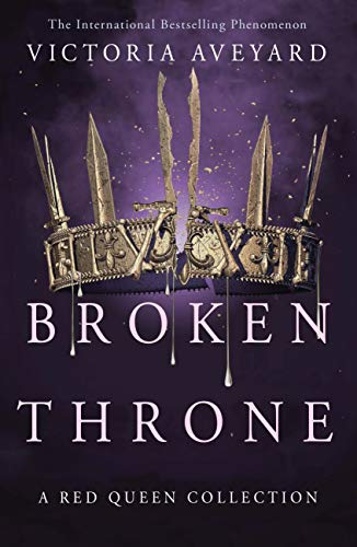 Broken Throne (Red Queen Collection) (English Edition)