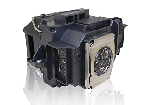 Amazing Lamps ELPLP54 / V13H010L54 Replacement Lamp in Housing for Epson Projectors