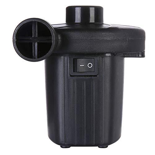 SSZZ Draagbare pomp, elektrisch, kleine multifunctionele luchtpomp, luchtcompressor, gebruikt voor het opblazen van matrassen en zwembaden