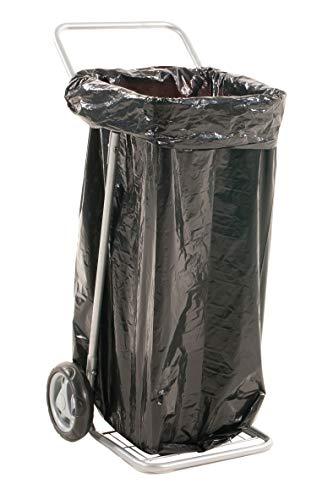Müllsackständer Müllständer Mülleimer Abfalleimer | Sackkarre für 125 Ltr. Säcke.