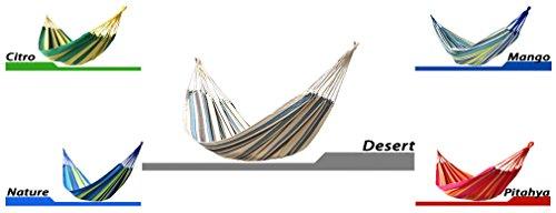 Beach & Pool HD5, Duo Hängematte, Farbe: Desert