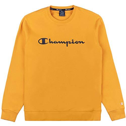 Champion Sudadera Crew Hombre - algodón Talla: XL