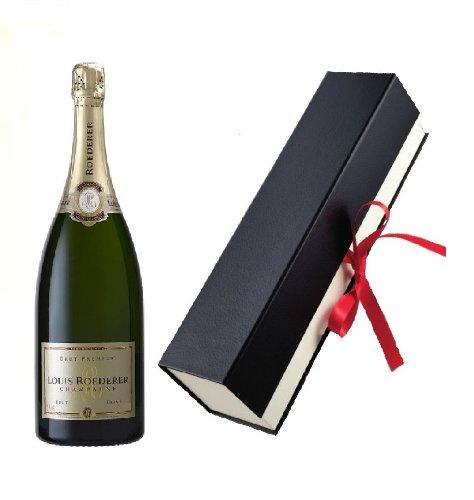 Louis Roederer Champagner Premier Brut in Geschenkfaltschachtel 12% 0,75l Fl.