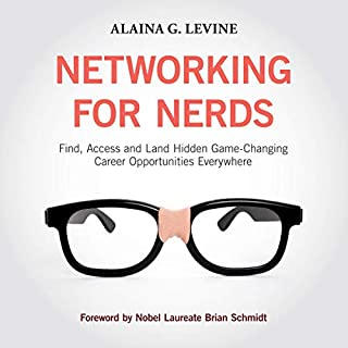 Networking for Nerds audiobook cover art
