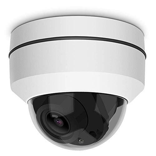 LEFTEK PTZ Camera Outdoor Mini RS485 HD 1080P 4X Zoom AHD/TVI/CVI/CVBS Coaxial Control CCTV Camera with 65ft Night Vision IP66 Waterproof AntiExplosion