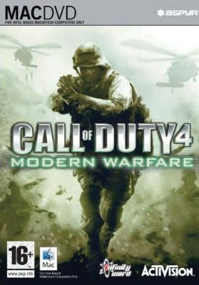 Call of Duty 4: Modern Warfare (Mac) [Importación inglesa]