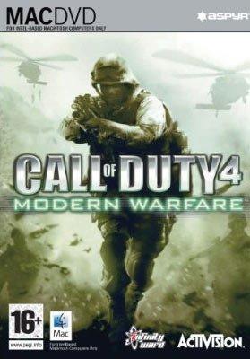 Call of Duty 4: Modern Warfare (Mac) [Importación inglesa]
