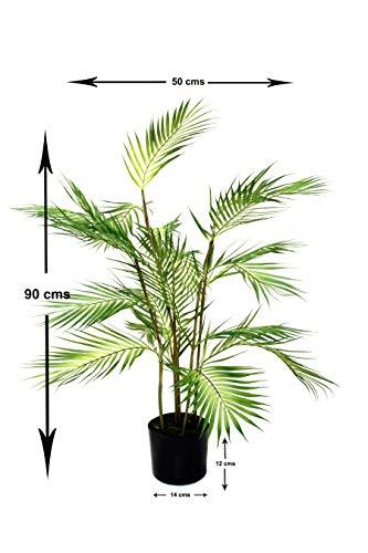 GreenBrokers-Artificial-Premium-Palm-Tree-in-Black-Plastic-Pot-3ft90cm-Green-90