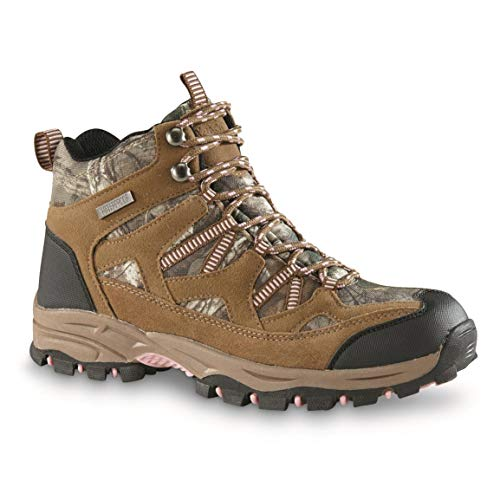 Itasca Women's Waterproof Vista Hiking Boots, Realtree, 8B (Medium)