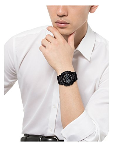 [カシオ]腕時計ジーショックGA-110-1BJFブラック