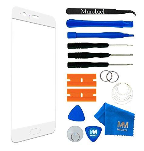 MMOBIEL Kit de Reemplazo de Pantalla Táctil Compatible con Huawei P10 Plus Series (Blanco) 5.5Pulg Incl Kit Herramientas