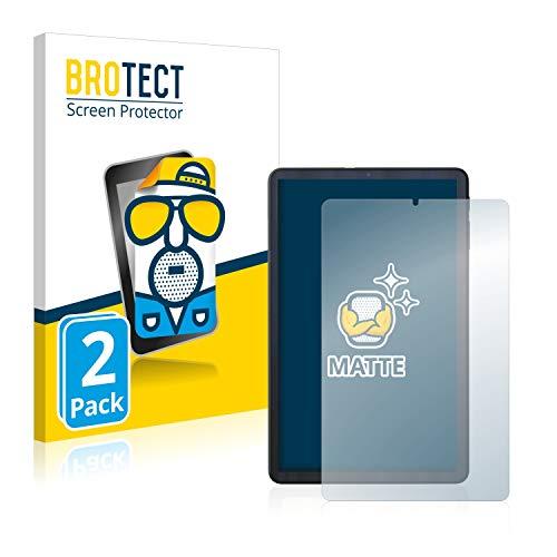 brotect Pellicola Protettiva Opaca Compatibile con Alldocube iPlay 40 Pellicola Protettiva Anti-Riflesso (2 Pezzi)