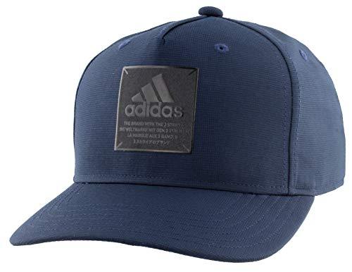 adidas Herren Cap Core Affiliate Cap High Crown Structured Snapback, Herren, Mütze, Affiliate High Crown Structured Snapback Cap, Legend Ink Blau, Einheitsgröße