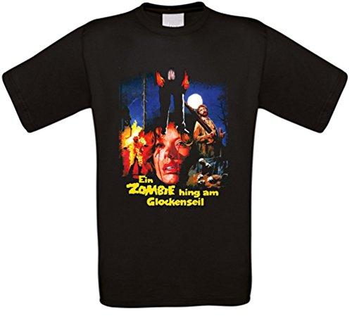 EIN Zombie Hing am Glockenseil T-Shirt (XL)
