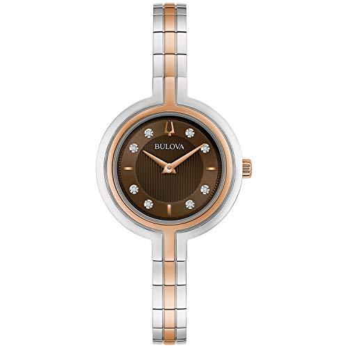 Bulova Reloj de Vestir 98P194